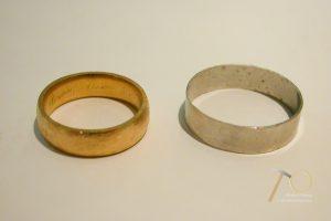 Rohform der Ringe